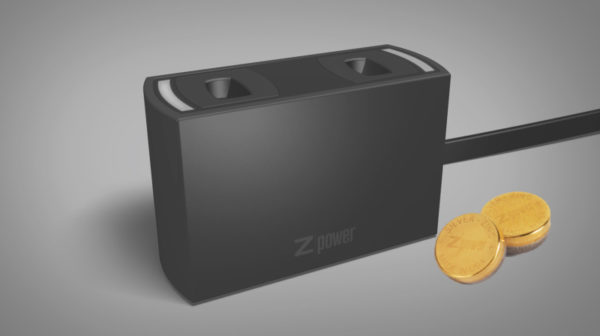 ハイブリッド式充電器+充電池セット