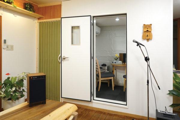 ハイスペック防音室