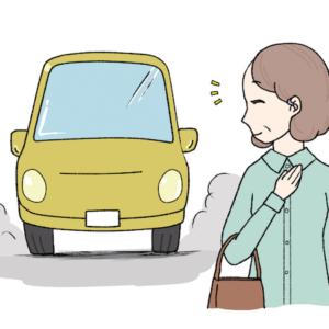 車が近づいて来る音が聞き分けられる