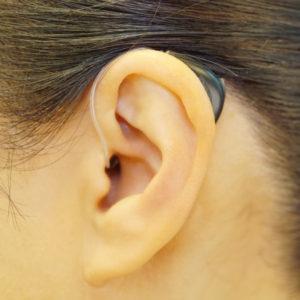 レシーバー分離型耳かけタイプ